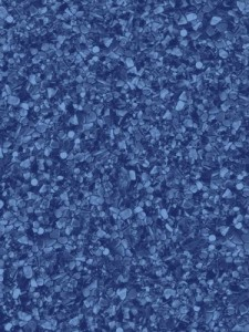 Blue Beach Pebble Pool Liner