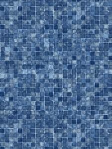 Mosaic Vinyl Pool Liner