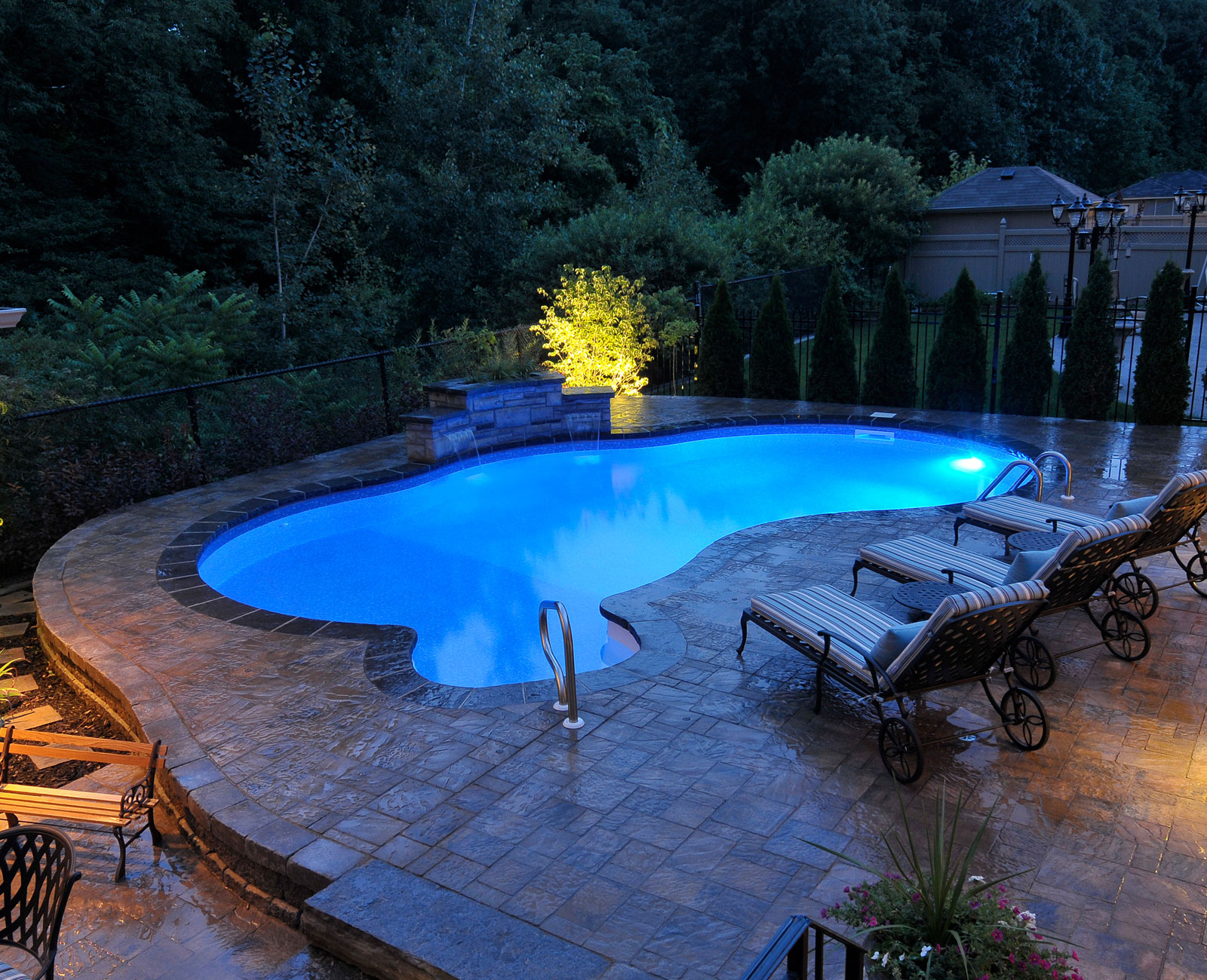 Inground pool closing instructions buds spas pools - Can you over shock a swimming pool ...