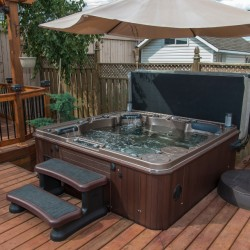 hot tubs and accessories
