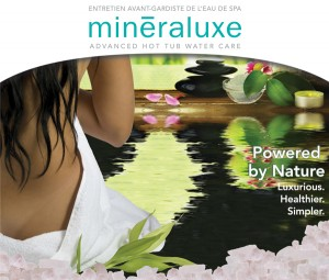 mineraluxe - Advanced hot tub water care
