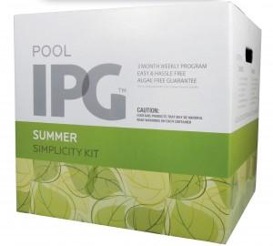 Pool IPG summer simplicity kit