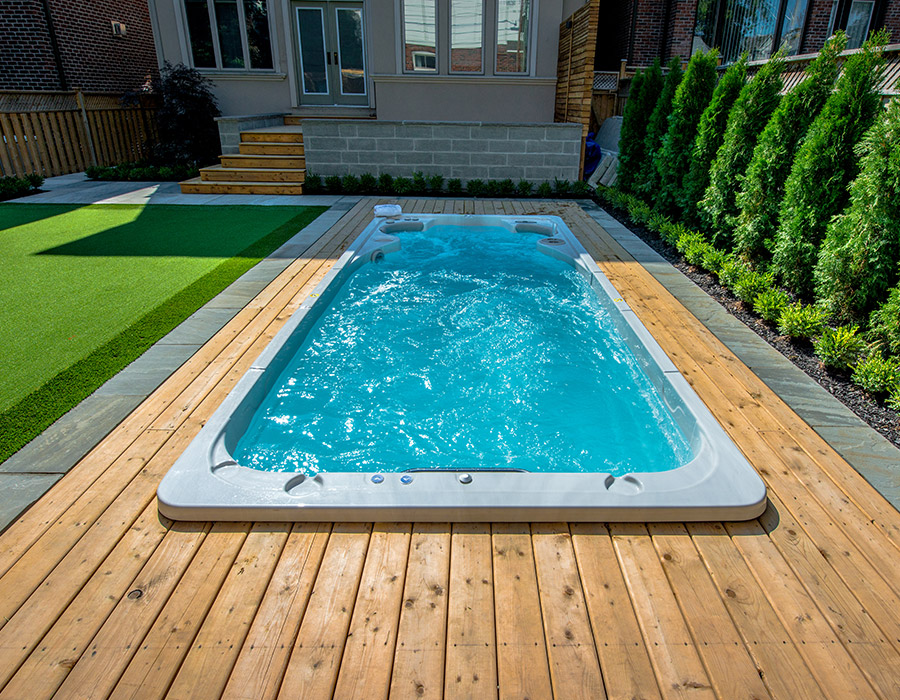 11 beautiful pools for small yards | Buds Pools