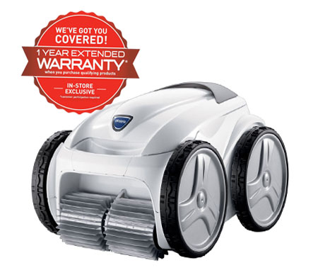 Polaris 945 w Warranty