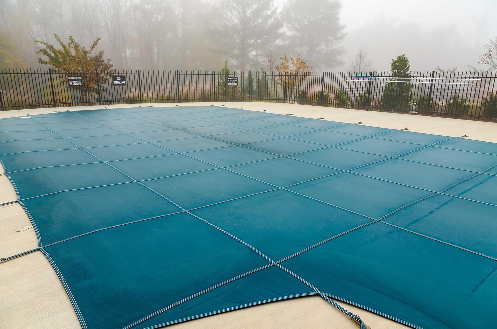 Battle Of The Pool Covers Solar Blanket Vs Liquid Buds Pools