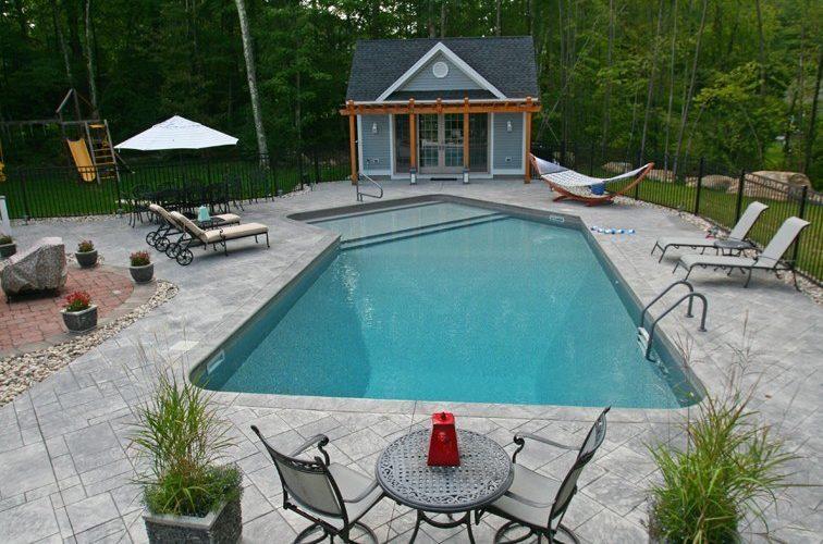 Lazy L pool