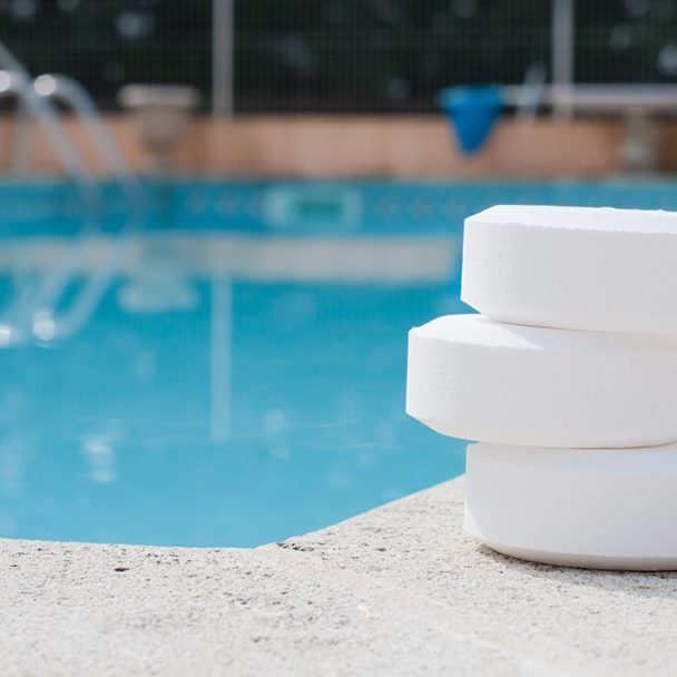 What caused the chlorine shortage of 2021?